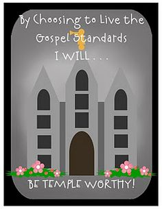 Game to play with My Gospel Standards for Activity Days @Heather Creswell Hague @Lydia Squire Seamons; anything to make it a little easier...