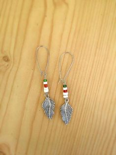 Check out this item in my Etsy shop https://www.etsy.com/listing/240701104/leaf-earrings-boho-earrings-hippie