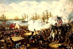 Often referred to the second war of independence, the War of 1812 was a conflict between Britain/Indian allies and The United States.