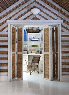 Amazing summer house in Portugal created by Portuguese interior designer and artist Vera Iachia.//via decordemon