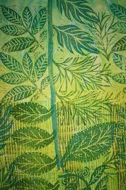 leaf print craft - Google Search