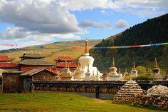 Lhagang, Tibet