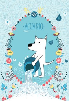 Acuario - @yamilaml