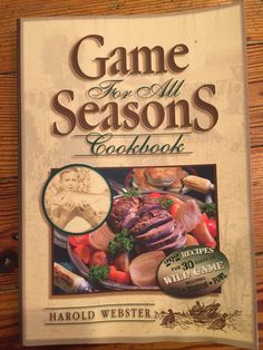 Great cook books