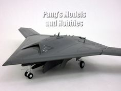 Northrop Grumman X-47 ( X-47B Drone / UCAV) 1/72 Scale Diecast Metal by Air Force 1