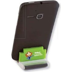 Includes phone holder and screen cleaner. Vibrant full color imprint. Great giveaway promotion.