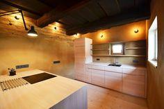 Impressions of pur natur floorboards Douglas Select and Natur - pur natur English