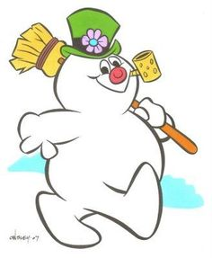 Frosty the snowman (Picture Free Online Cartoon Images Gallery. Frosty the snowman (Picture cartoon character and history. Frosty the snowman (Picture animated movie and comic. Christmas Rock, Christmas Time, Vintage Christmas, Christmas Crafts, Christmas Decorations, Christmas Icons, Merry Christmas, Yard Decorations, White Christmas