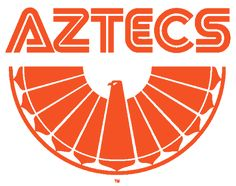 The Los Angeles Aztecs played in North American Soccer League (NASL) from 1974 to 1981. Colors: Orange & purple.