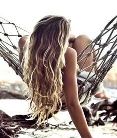 beach curls in #stbarths
