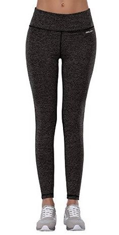 Product review for Aenlley Women's Activewear Yoga Pants High Rise Workout Gym Spanx Tights Leggings.  - Please don't waste your time with cheap yoga capris and yoga pants that uncomfortable, not fit good , and give you bad feeling. We Can Guarantee as Following: 1) Will not See-through when you wearing this comfortable leggings. 2) The most soft leggings will give you most comfortable...
