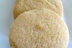 Gluten Free Lemon Shortbread