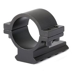 Dophee 1 Ring Scope Adapter Weaver Picatinny Rail Barrel Mount for Rifle -- Details can be found by clicking on the image. Picatinny Rail, Rifle Scope, Flashlight, Barrel, Guns, Lifestyle, Ebay, Hunting, Surface