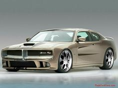 I could live with this style Charger.
