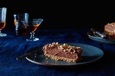 Chocolate Wafer Cookies, Decadent Chocolate Cake, Chocolate Desserts, Healthy Desserts, Dessert Recipes, Chefs, No Bake Nutella Cheesecake, Nigella Lawson, No Bake Treats