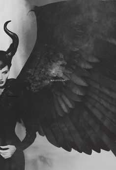 I had wings once, and they were strong. But they were stolen from me. Maleficent - Angelina Jolie