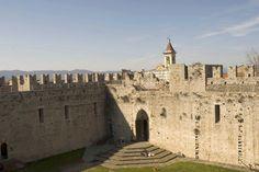 Prato Castello dell'Imperatore interno