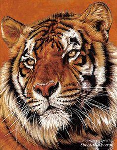 Tigre, imagen animada
