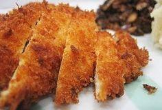 Resep Ayam Katsu