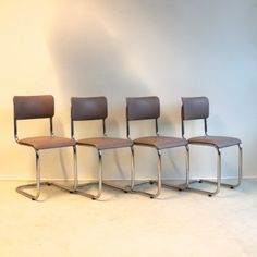 Located using retrostart.com > Dinner Chair by Unknown Designer for Tubax