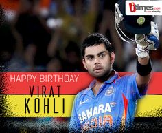 #ViratKohli, popularly known as Cheeku, turns 26 today! Here's wishing the poster boy of #Indian cricket a very #HappyBirthday. Take a look at some of his unseen pics