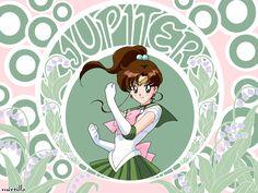 Sailor Jupiter 4ever Wallpaper: Sailor Jupiter Wallpaper