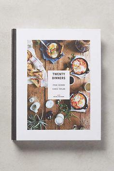 Twenty Dinners - anthropologie.com