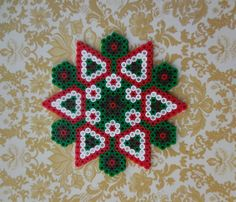 Christmas ornament Hama Beads by TCAshop