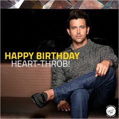 Happiest of birthday to our one and only! this greek god is only getting better with age. #HappyBirthdayHrithikRoshan #heartthrob #bollywooddecoded #bollyovermolly #stopthescreen #shopthescreen #officiallystolen #stardominabox #dontsnapdontflipjustwoo  Bollywood's official experience store - www.BollyWoo.ooo