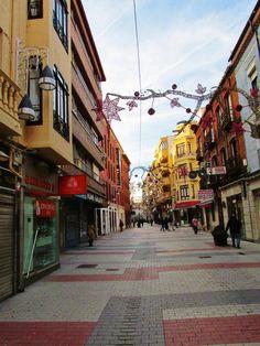 Calle Mantería.