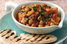 Cheap healthy meals: dinners for just £1 a head - Sweet potato and chickpea balti - goodtoknow | Mobile