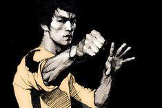 Bruce lee drawing Bruce master of kung fu Bruce Lee Poster, Arte Bruce Lee, Bruce Lee Fotos, Eminem, Kung Fu, Bob Marley, Bruce Lee Frases, Bruce Lee Pictures, Bruce Lee Martial Arts
