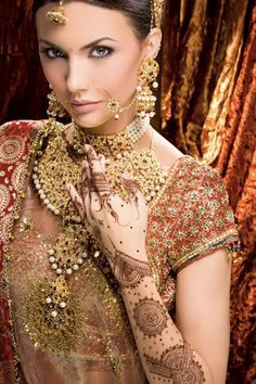 girlshue - 20 + Best & Inspiring Pakistani & Indian Mehndi Designs & Henna Patterns 2012