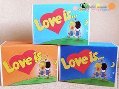 Купить Коробочка для денег Love is... - свадебные аксессуары, лав ис, love is