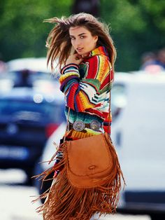 Andreea Diaconu, Magdalena Frackowiak and Arizona Muse by Gilles Bensimon - Inspiration by Color