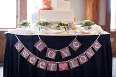 Love Sweet Love Banner. Love Sweet Love Banner on Tradesy Weddings (formerly Recycled Bride), the world's largest wedding marketplace. Price $10.00...Could You Get it For Less? Click Now to Find Out!