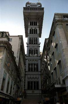 lisbon archictectural highlights