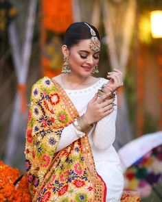 Minal Khan beautiful Lawn with multi Dori work Suit Summer Collection Shadi Dresses, Pakistani Dresses Casual, Pakistani Wedding Outfits, Eid Dresses, Pakistani Bridal, Pakistani Party Wear, Wedding Attire, Wedding Themes, Wedding Bride