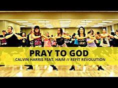 """Pray To God"" || Calvin Harris & HAIM || Cardio Toning || REFIT® Revolution - YouTube"