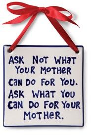 That would be a great way to start mother's day!