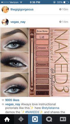 Naked 3 tutorial