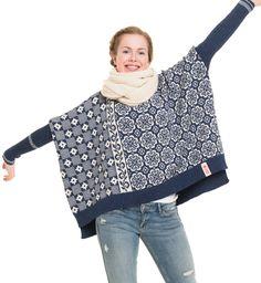 Eco Snowboard genser - A Knit Story