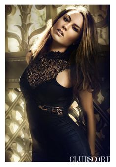 Classy Black Dress, perfect for a night out on the town.