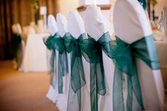 Chair Covers And Bows Included In All Wedding Packages At Your Venue Pembrokeshire