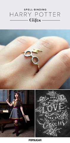 31 Spell-Binding Harry Potter Gifts For Every Fan on Earth