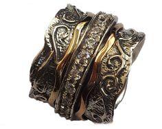#Spinner ring from #Israel