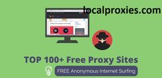 A proxy server works by interposing networks between source and receiver.