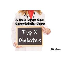 A New Drug Could Completely Cure Type 2 Diabetes Check the new post on GadgTecs Tags: How To Lower Glucose, Lower Glucose Levels, Lower Sugar Levels, Blood Sugar Test, High Blood Sugar Causes, Lower Blood Sugar Naturally, Prevent Diabetes, Cure Diabetes, Diabetes Mellitus Treatment