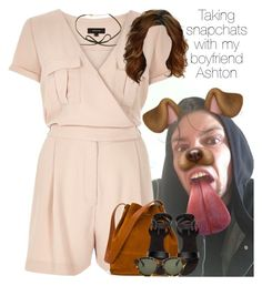 """""""Ashton Irwin"""" by fashionglamstyle ❤ liked on Polyvore featuring River Island, Sophie Hulme, H&M and RetroSuperFuture"""