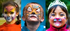 25 Beautiful and Inspiring Face Painting Pictures